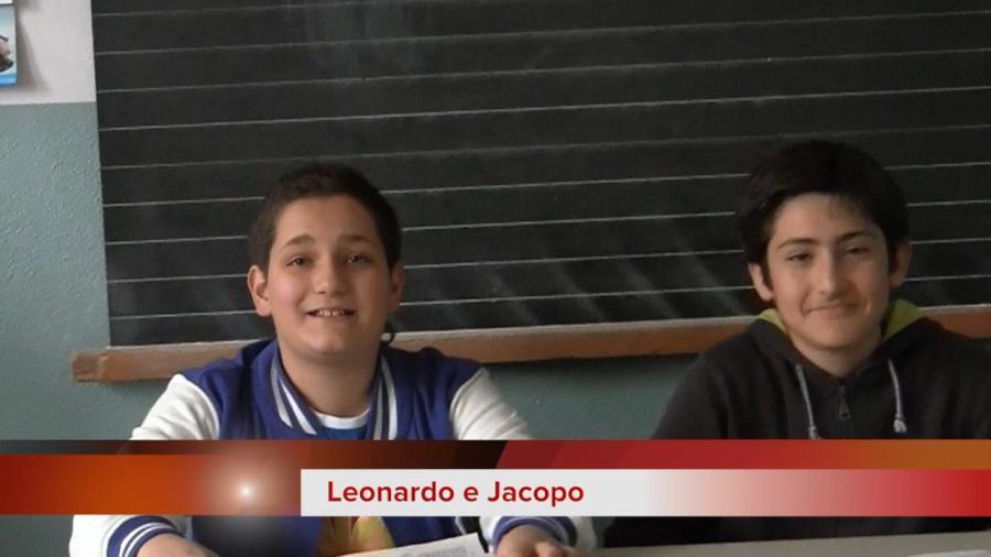 Leonardo e Jacopo YOUTUBE