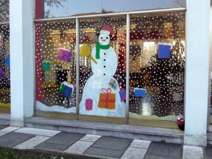 vetrata nataliza