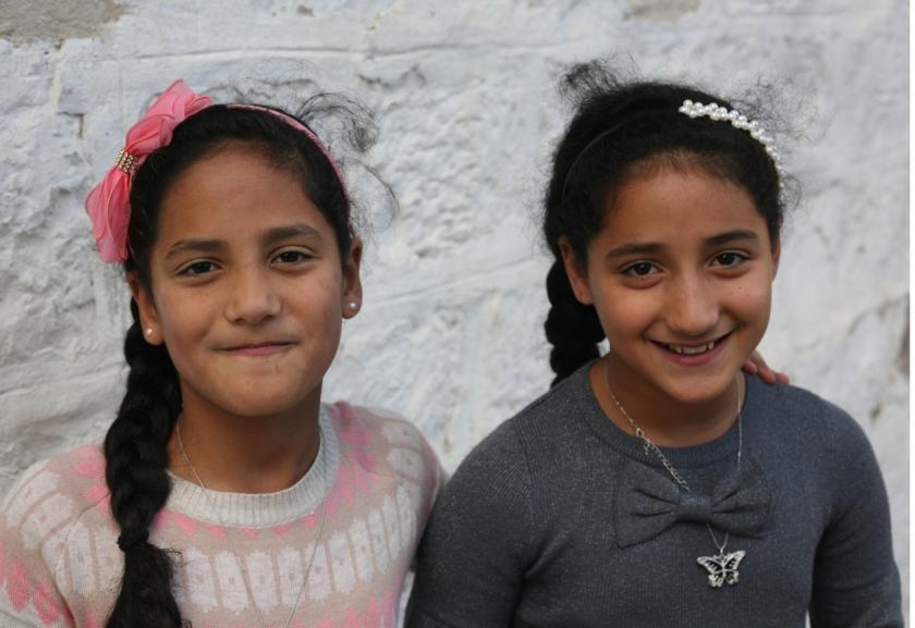 Dua'a and Dalal Akleek
