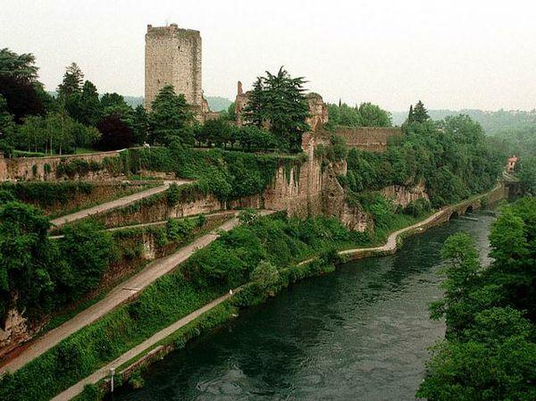 castello trezzo