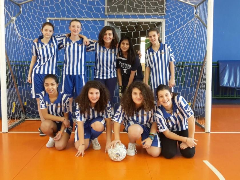 1°posto calcio femminile